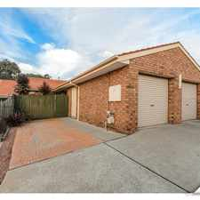 Rental info for ***UNDER OFFER*** HOME SWEET HOME in the Canberra area