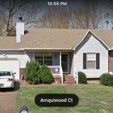 Rental info for 428 Amquiwood Court