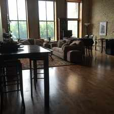 Rental info for 205 N Water St Milwaukee in the Historic Third Ward area