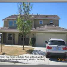 Rental info for 596 St Montelena Dr # A Madera