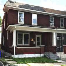 Rental info for 1835 Mulberry Street
