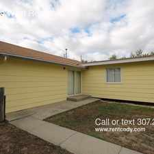 Rental info for 2801 Central Ave