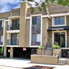 Rental info for Toluca Terrace South (Terraces at Toluca) in the Studio City area