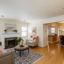 Rental info for 1053 Menlo Oaks Drive