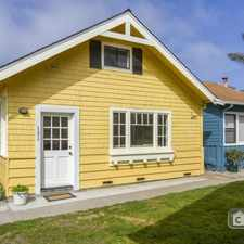 Rental info for $3400 1 bedroom Hotel or B&B in Santa Cruz