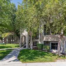 Rental info for Seasons at Pebble Creek Apartment Homes in the Salt Lake City area