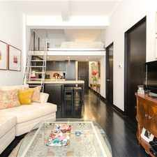 Rental info for Park Ave B/W 20th St & 21st St in the Flatiron District area