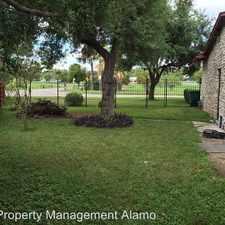 Rental info for 430 S. Josephine Tobin Drive in the Woodlawn Lake area