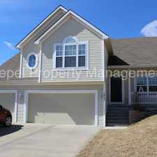 Rental info for Spacious Three Bedroom Home in Liberty in the Liberty area