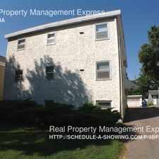 Rental info for 413 S Summit Ave in the Sioux Falls area