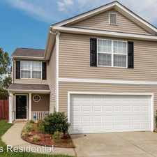 Rental info for 1035 Clover Gap Dr Charlotte in the Coulwood East area