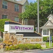 Rental info for The Westmore at Bellaire in the Houston area