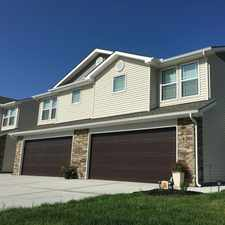 Rental info for Staley Crossing Townhomes
