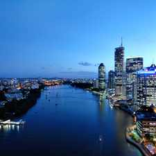 Rental info for Executive Luxury in Admiralty Towers 1 in the Brisbane City area