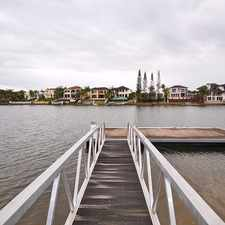 Rental info for QUALITY LIVING ON WIDE WATER in the Carrara area