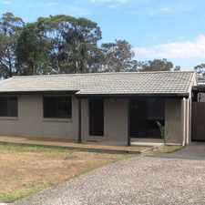Rental info for MODERNISED - PRIVATE POWERED SHED / GARAGE