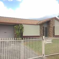 Rental info for Great Size Yard for the Kids - Low Maintenance in the Brisbane area