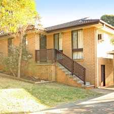 Rental info for Great Home, Great Location in the Sydney area