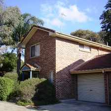 Rental info for TOWNHOUSE IN CONVENIENT LOCATION in the Oak Flats area
