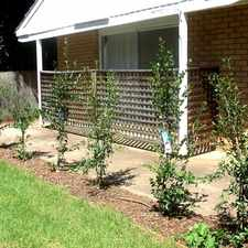 Rental info for Neat & Tidy 1 Bedroom Granny flat - WATER INCLUDED