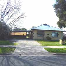 Rental info for LARGE FAMILY HOME CLOSE TO ALL AMENETIES INCLUDING PARKS