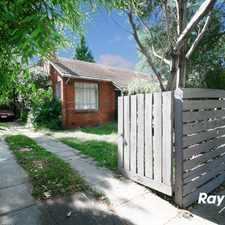Rental info for Close To All Amenities in the Heidelberg West area
