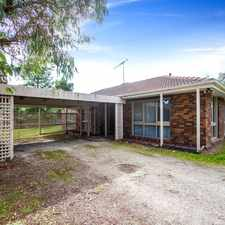 Rental info for Boasting inclusions at a bargain price. Family Living in Leafy Lakewood Locale in the Frankston South area