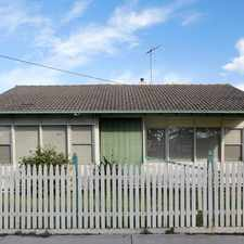 Rental info for NEW PRICE! Within Walking Distance to Everything! in the Geelong area