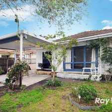 Rental info for Close to Everything! in the Frankston area