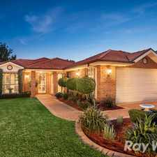 Rental info for Ideal Family Home in the Melbourne area
