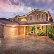 Rental info for Executive Style Home in the Shell Cove area