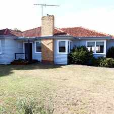 Rental info for Location, Renovation and Sophistication in the Highton area