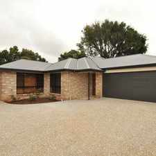 Rental info for Executive Style Villa - PRICE SLASHED!! in the Toowoomba area