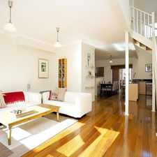 Rental info for A Stunning Warehouse Conversion