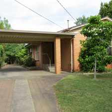 Rental info for VERY SPACIOUS HOME WITH GARDEN MAINTENANCE in the Mount Waverley area