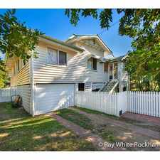 Rental info for Make this one your charming family home! in the Rockhampton area
