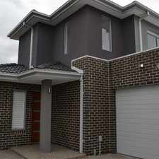 Rental info for Brand new light filled townhouse with the lot !!