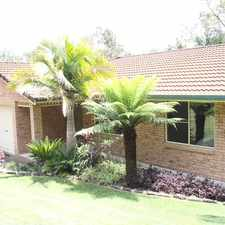 Rental info for Great Family Home With Northerly Aspect