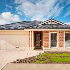 Rental info for Executive Home in the Melbourne area