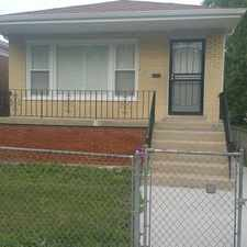 Rental info for This is a beautiful 3 bedrooms recently remodeled house in the West Englewood area