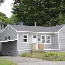 Rental info for 569 Saint John Street