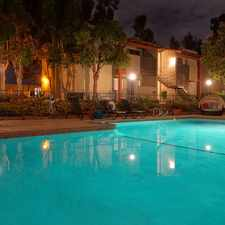 Rental info for Colonnade at Fletcher Hills in the El Cajon area