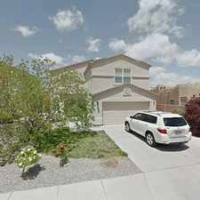 Rental info for Single Family Home Home in Albuquerque for For Sale By Owner in the Parkway area