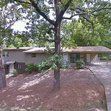 Rental info for Single Family Home Home in Little rock for For Sale By Owner in the Oak Forest area