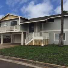 Rental info for 2715 Puu Hoolai Street #Main House