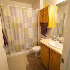 Rental info for Spacious 3 bedroom, 2 bath