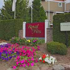 Rental info for Royal Firs