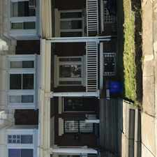 Rental info for 3 bdrm in the Olney area