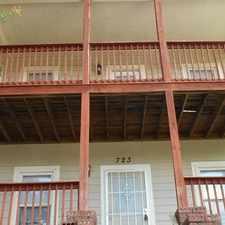 Rental info for 723 Cooper Street Southwest