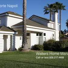 Rental info for 12148 Corte Napoli